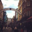 Carnaby Street by keki