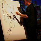 Art performance! by Philip Gaida