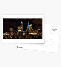 Cleveland Panorama Postcards