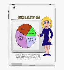 Vinilo o funda para iPad ¡Una lección para entender la DESIGUALDAD!
