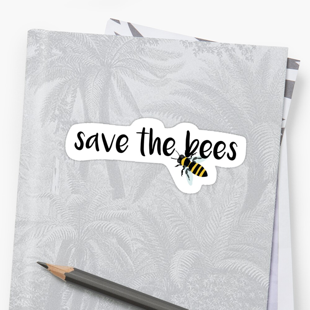 Save the Bees by kndll