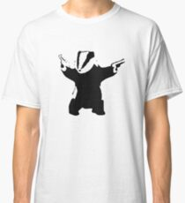 Badgers Fight Back! Classic T-Shirt