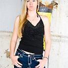 Nikki In Jeans by redhairedgirl
