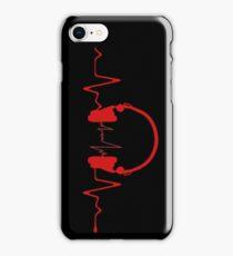 Headphones Vitals iPhone Case/Skin