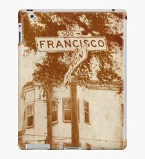 """Francisco"" iPad Case/Skin"