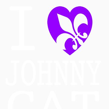 I <3 JOHNNY GAT - saints row by museshake