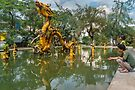 Chợ Lớn Dragon by Werner Padarin