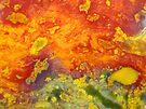Sulphur Snow (Kaleidoscope Jasper) by Stephanie Bateman-Graham
