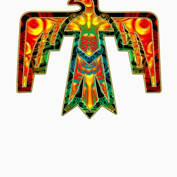 Thunderbird - American Indians - Power & Strength by nitty-gritty
