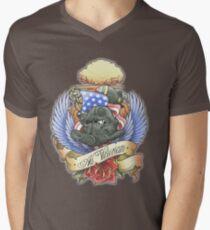Ad Victoriam Men's V-Neck T-Shirt