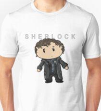 Sherlock | Benedict Cumberbatch [with text] Unisex T-Shirt
