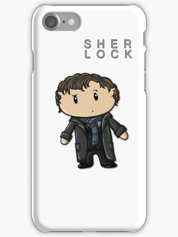 Sherlock | Benedict Cumberbatch [iPhone] by sebabybaby