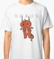 Smaug | Dragon [with text] Classic T-Shirt