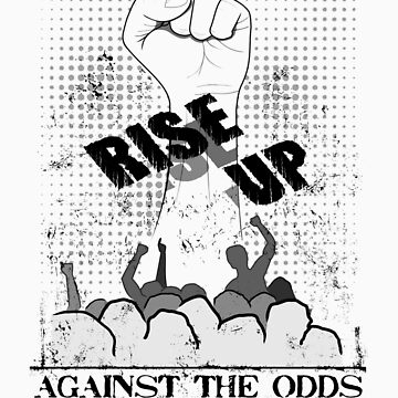 RISE UP by tees4u