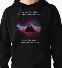 When Gravity Falls Pullover Hoodie