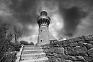 Barrenjoey Lighthouse by Sandro Rossi
