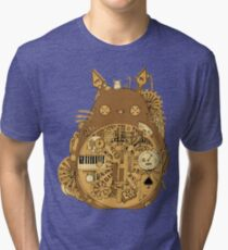 MechaTotoro Tri-blend T-Shirt
