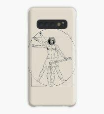 Vetruvian Rock Star  Case/Skin for Samsung Galaxy