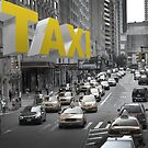 NEW YORK TAXI  by Vin  Zzep