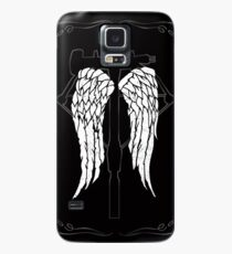 Daryl Dixon wings crossbow Case/Skin for Samsung Galaxy