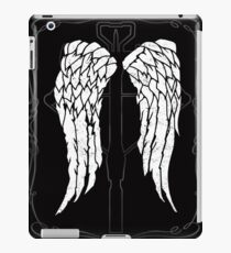 Daryl Dixon wings crossbow iPad Case/Skin