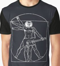 Vetruvian Rock Star Graphic T-Shirt