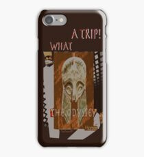 The Odyssey-What a Trip! iPhone Case/Skin