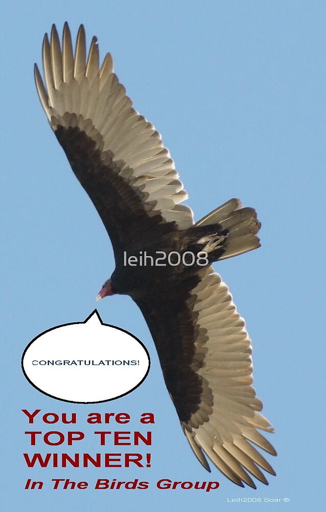 Top Ten Challenge Winner Congratulatory Banner by leih2008