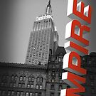 empire state by Vin  Zzep