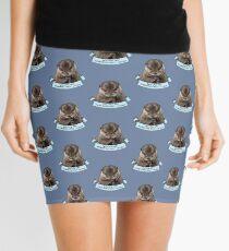 Du bist mein bedeutender Otter Minirock