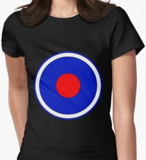 2nd Infantry Division Womens Fitted T-Shirt