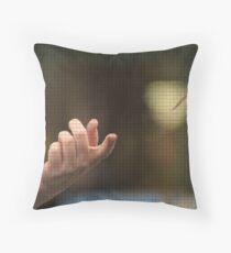 Setting Free Throw Pillow