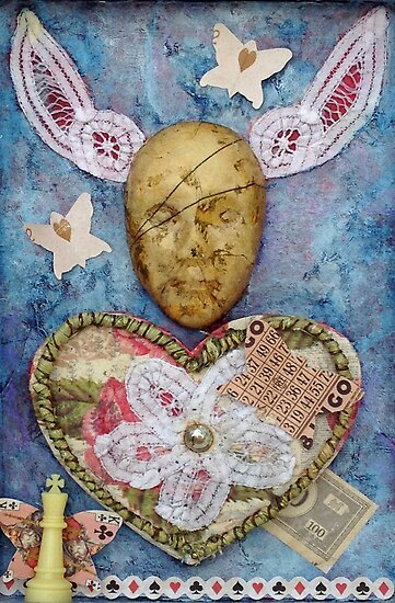 Love is a gamble by Kelly Gatchell Hartley
