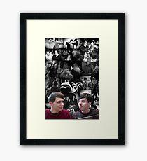 Phan memories Framed Print