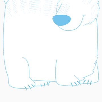 Polar Bear by Sandhop
