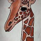 Giraffe by Jan Carlton