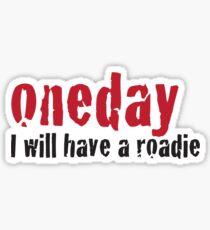 Roadie Sticker