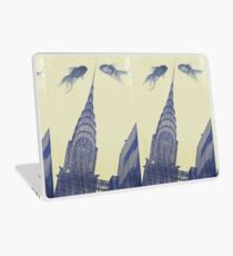 crysler gold fish Laptop Skin