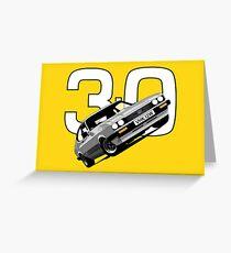 Ford Capri 3.0S Greeting Card