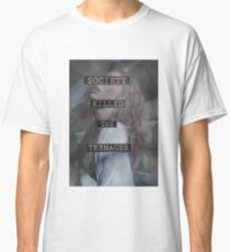 Society Killed the Teenager Classic T-Shirt