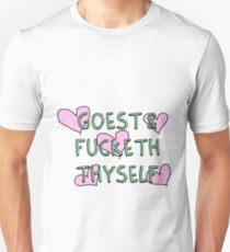 Goest & Fucketh Thyself ('Go and fuck yourself') T-Shirt