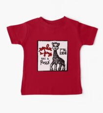 Sophie la Girafe Has A Posse Giraffe Retro Kids Clothes