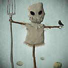 Halloween scarecrow by jordygraph