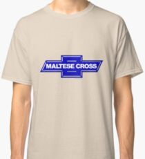 Chevrolet Maltese Cross Knights of Malta Chevy Emblem Classic T-Shirt