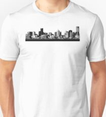 melbourne skyline Unisex T-Shirt