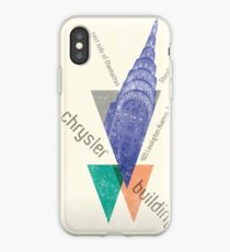 crysler building NY iPhone Case