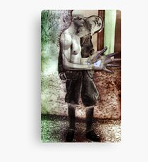 Bauhaus Worker 1. Canvas Print
