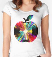 art nouveau Women's Fitted Scoop T-Shirt