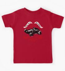 Girls and Boys Speed Shop Tiny Tot's Speedway  Kids Tee