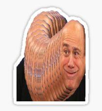 Hoogada Boogada Sticker